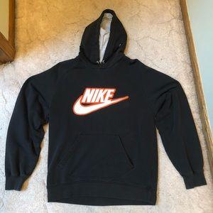 Vintage Nike sweatshirt/hoodie (medium)